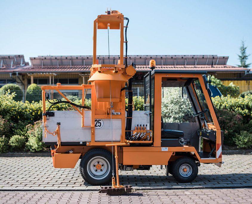 Lederer Maschinenbau-Landtechnik GmbH - Gully