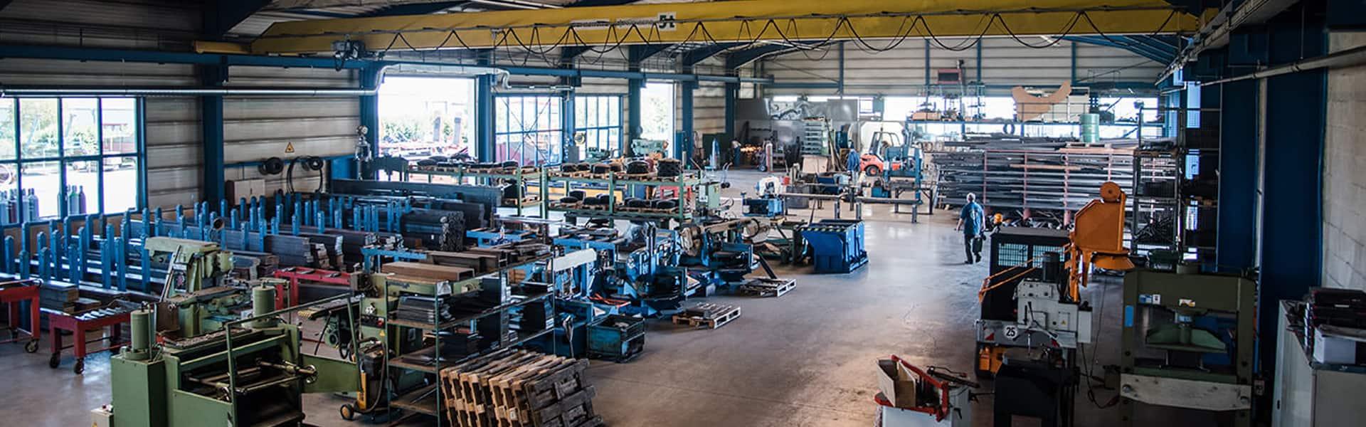 Lederer Maschinenbau-Landtechnik GmbH - Bild